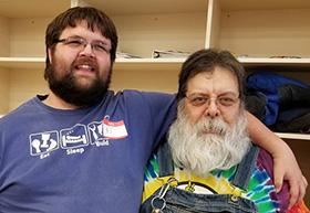 AJ and Bob Rodinksy